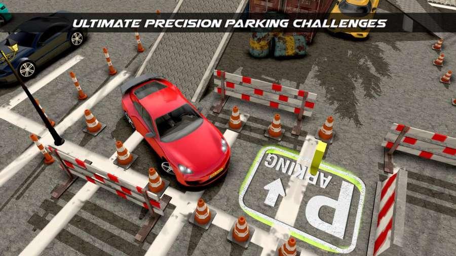 真正的街车停车游戏: 停车冒险3D截图3