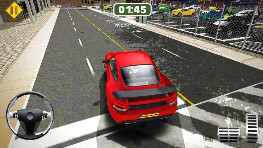 真正的街车停车游戏: 停车冒险3D截图4