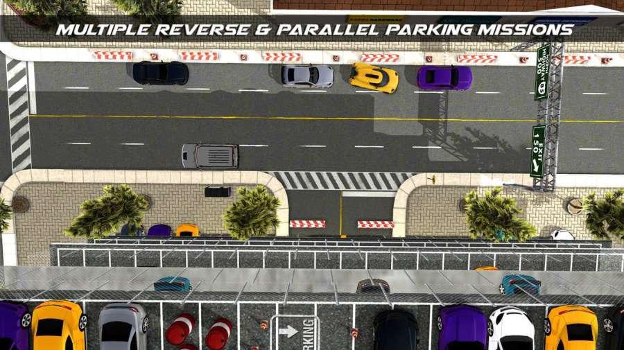 真正的街车停车游戏: 停车冒险3D截图5