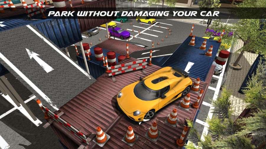 真正的街车停车游戏: 停车冒险3D截图6