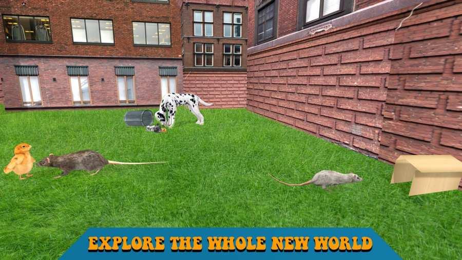 城市鼠标模拟器截图2