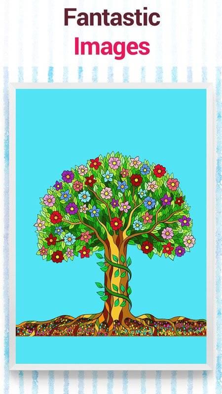 秘密涂色花园—手绘减压神器截图3
