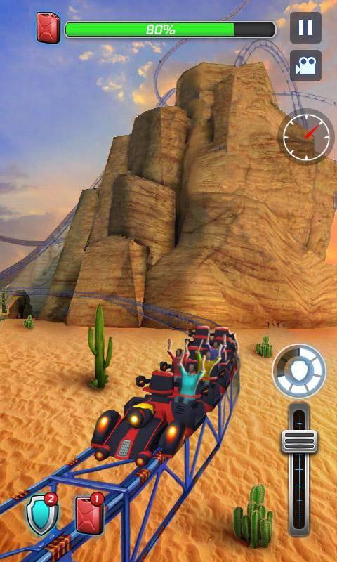 過山車3D