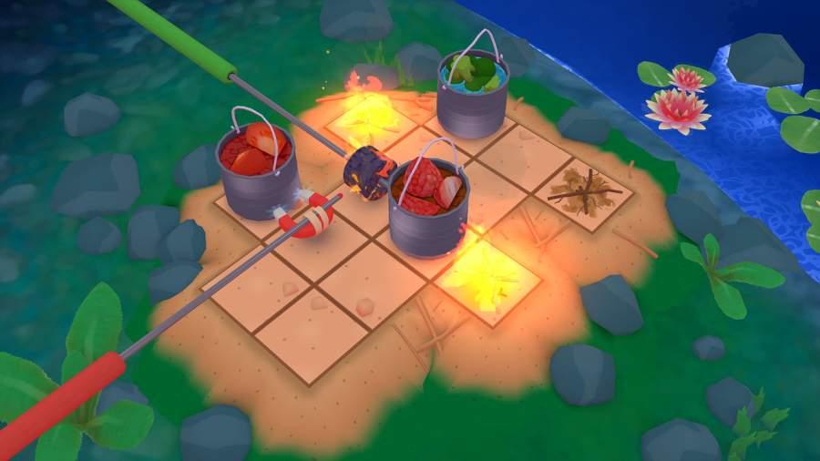 篝火烹饪截图2