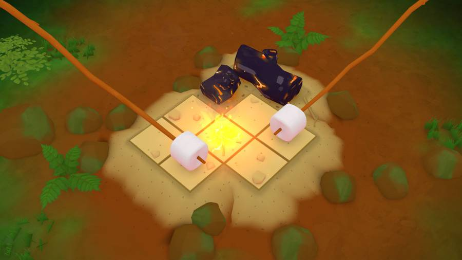 篝火烹饪截图4