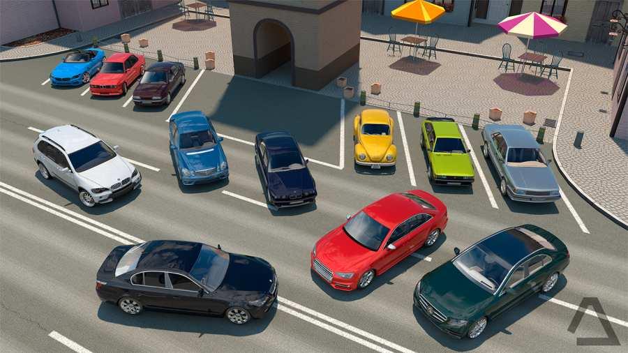 真人汽车驾驶:德国截图2