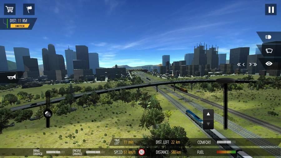 火车模拟器PRO截图1