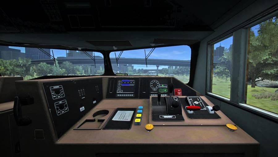 火车模拟器PRO截图2