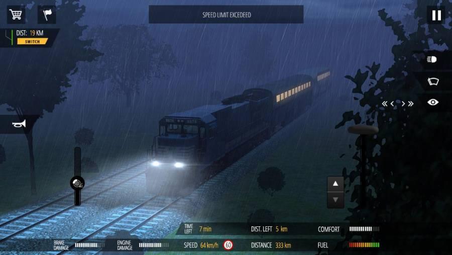 火车模拟器PRO截图4