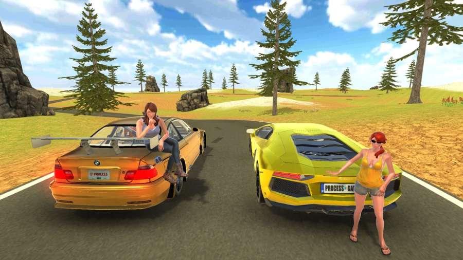 Aventador Drift Simulator截图1