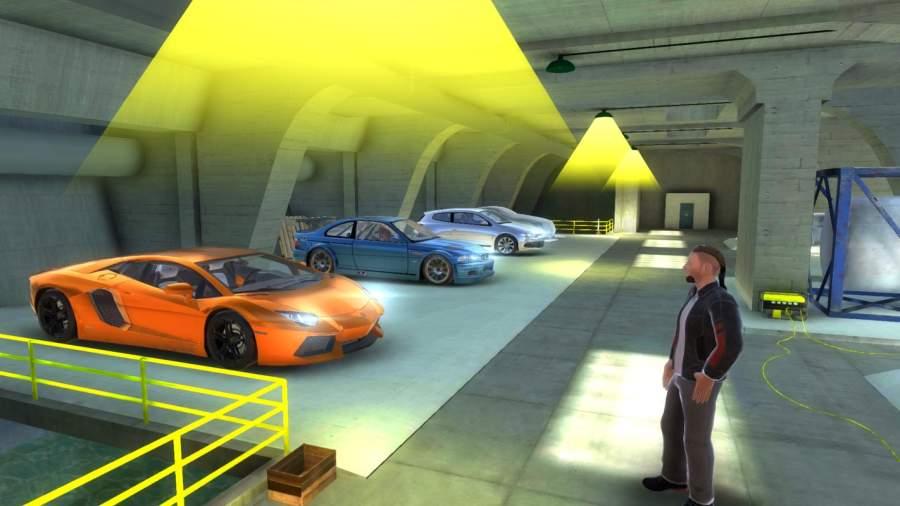 Aventador Drift Simulator截图2