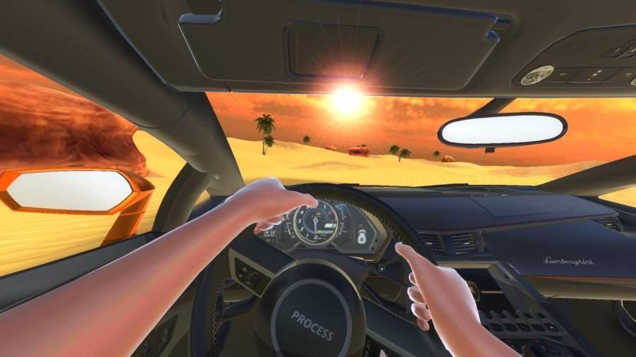 Aventador Drift Simulator截图3