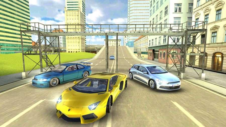Aventador Drift Simulator截图5