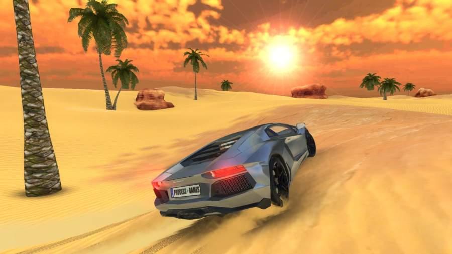 Aventador Drift Simulator截图6