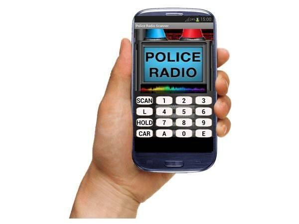 实际的警察广播电台