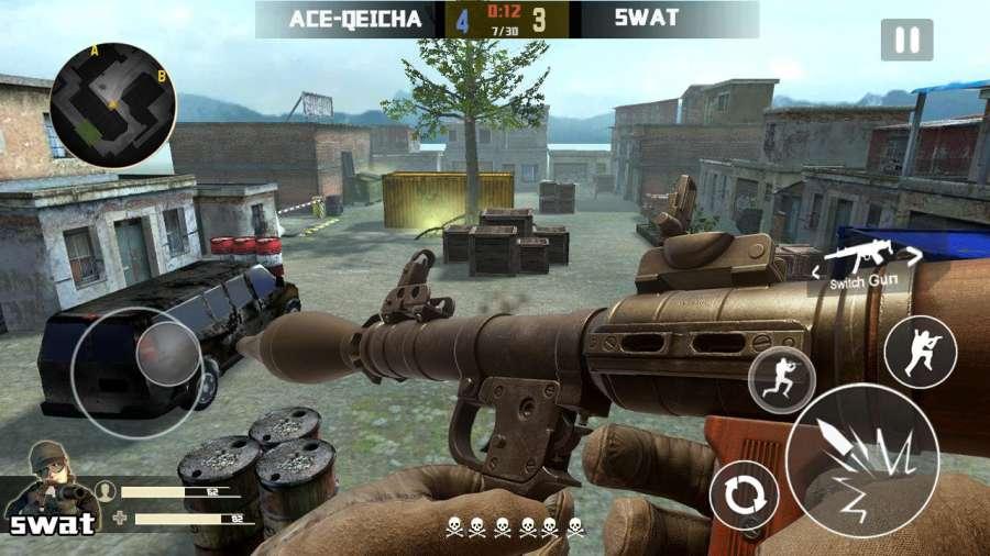Counter Terrorist Sniper Hunter截图2