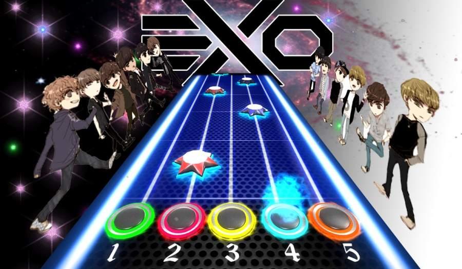 EXO Beat Game