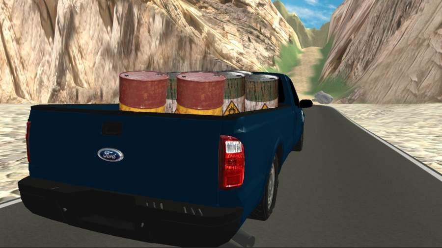 越野货车驾驶模拟器HD截图0