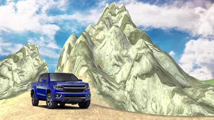 越野货车驾驶模拟器HD截图1