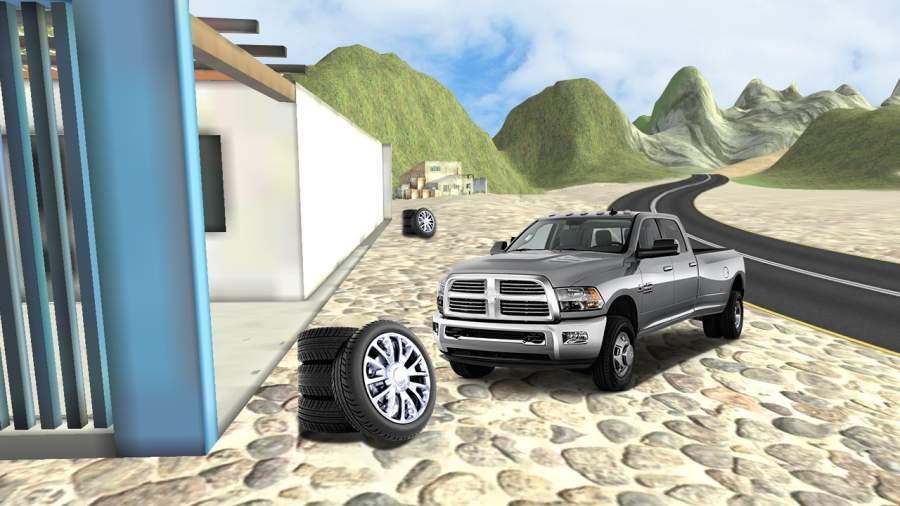越野货车驾驶模拟器HD截图2