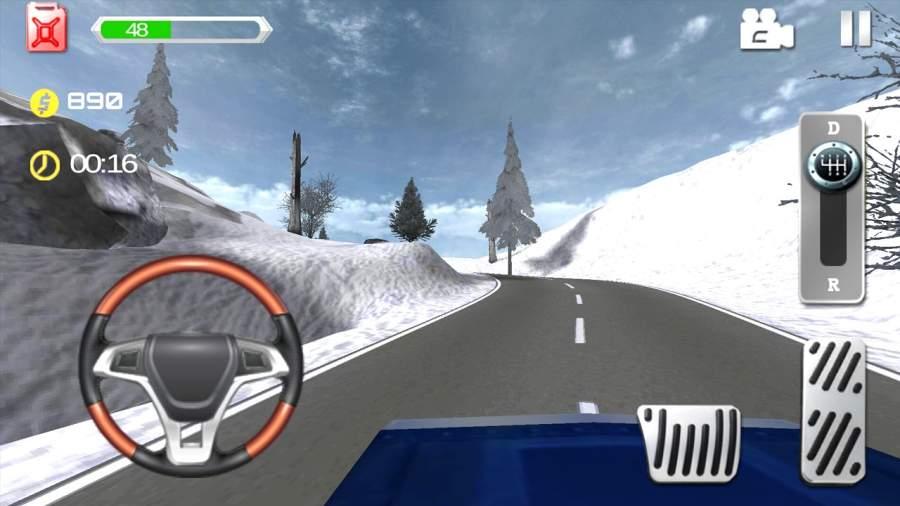 Truck Driving Speed 3D截图4
