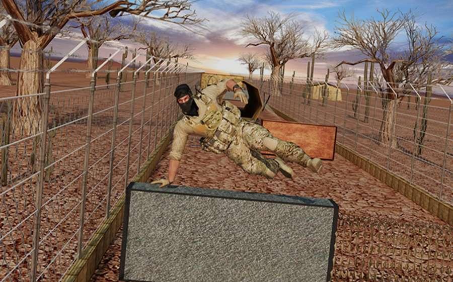 精锐突击队训练冒险 - 陆军任务截图1