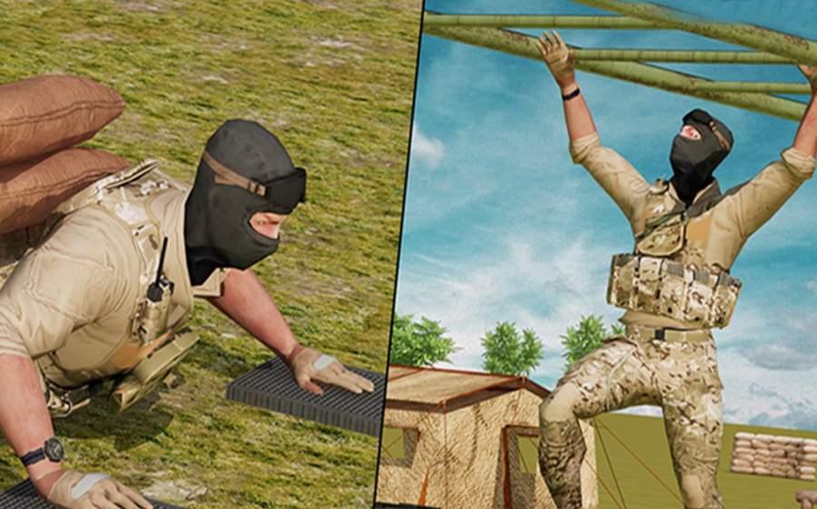 精锐突击队训练冒险 - 陆军任务截图2