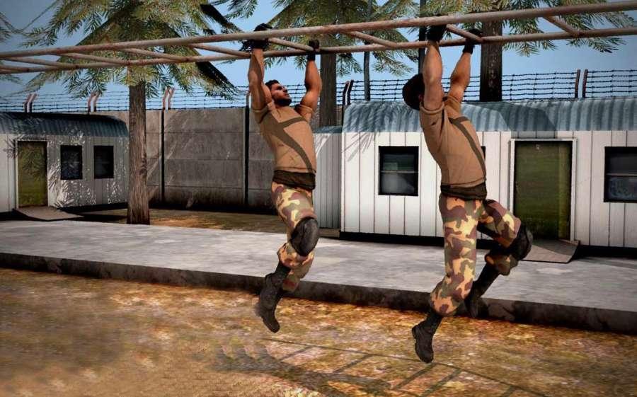 精锐突击队训练冒险 - 陆军任务截图3