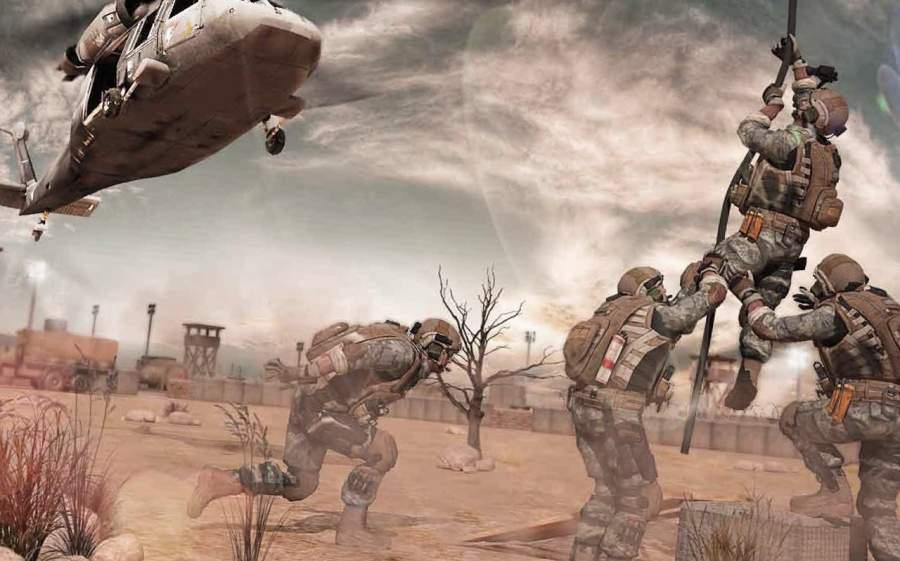 精锐突击队训练冒险 - 陆军任务截图4