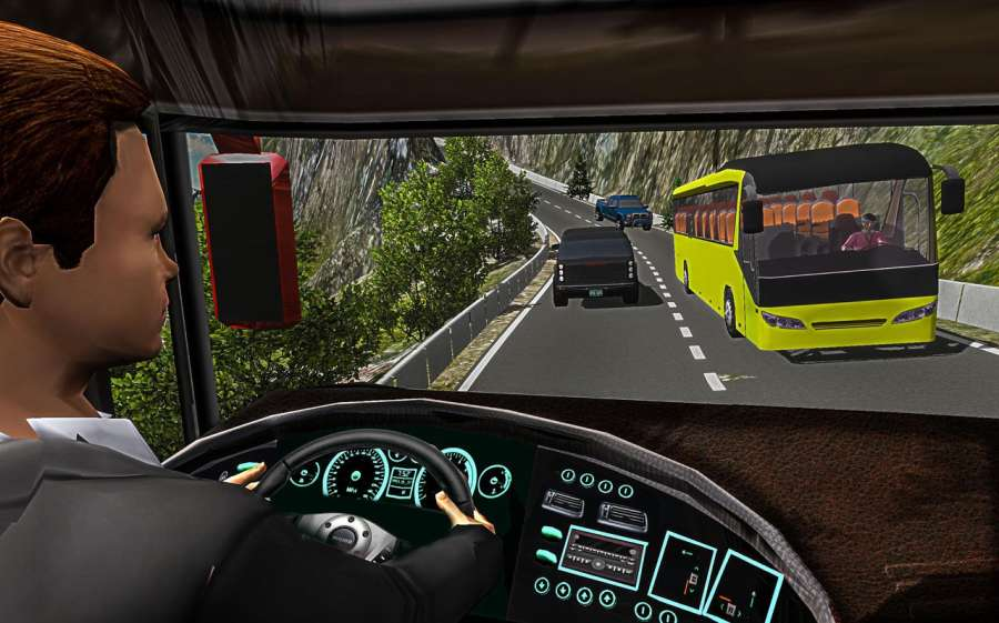 至尊长途汽车模拟器3D截图3