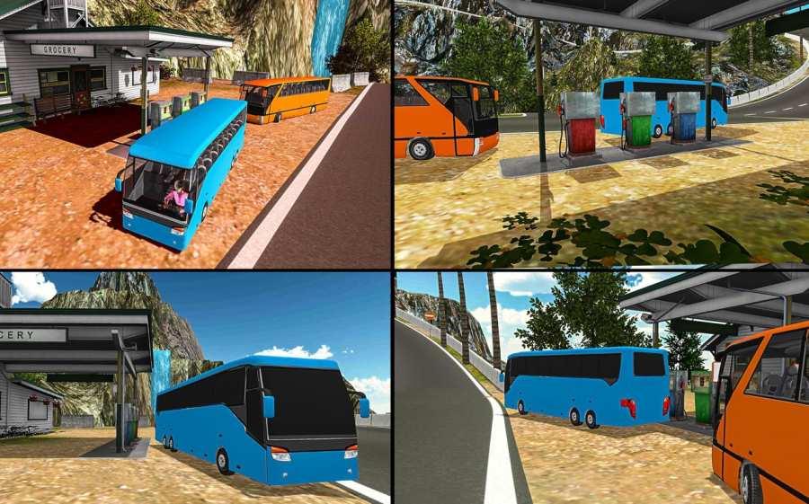 至尊长途汽车模拟器3D截图4
