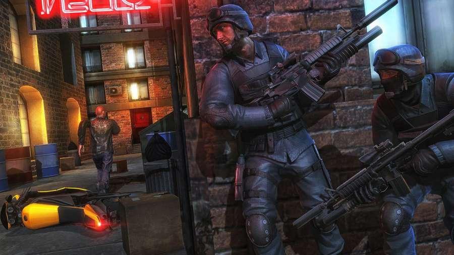 特警队:反恐战争