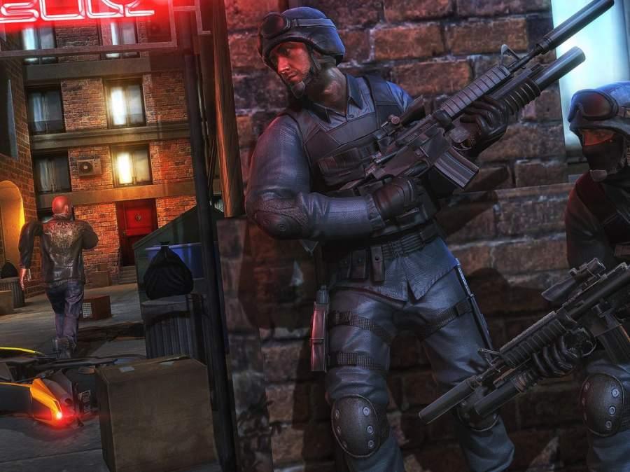 特警队:反恐战争截图3