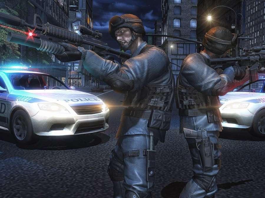 特警队:反恐战争截图4