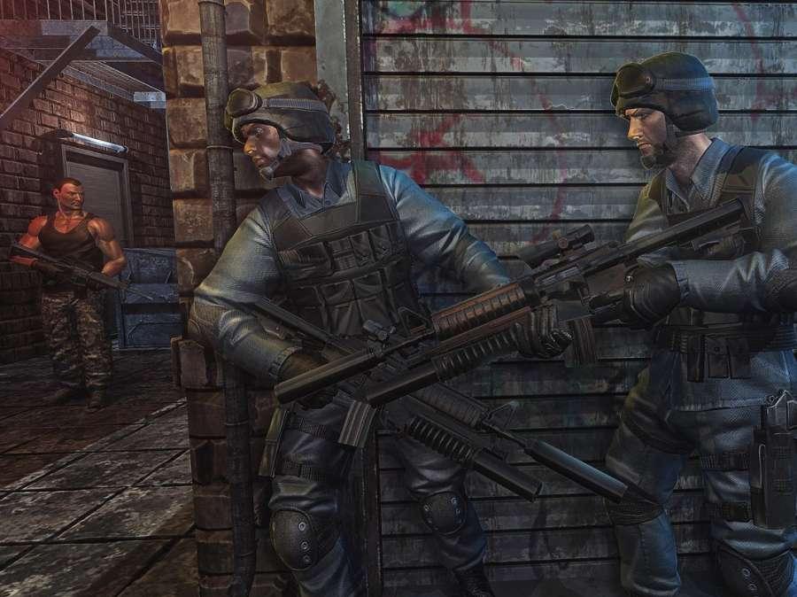 特警队:反恐战争截图6