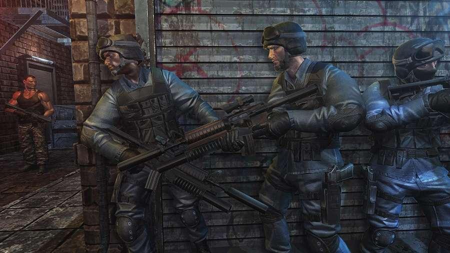 特警队:反恐战争截图9