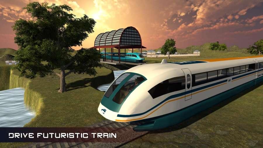 美国智能火车模拟驾驶学校截图2