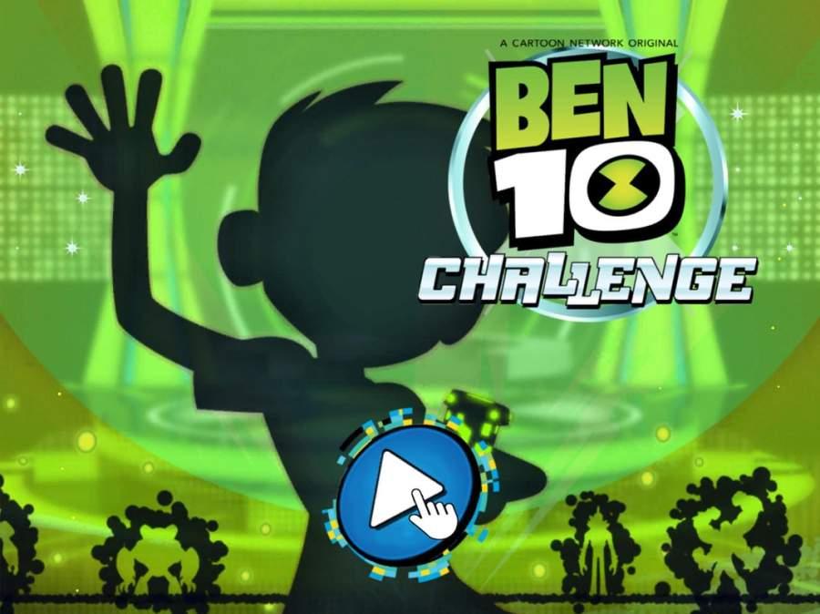 Ben 10 Challenge截图0
