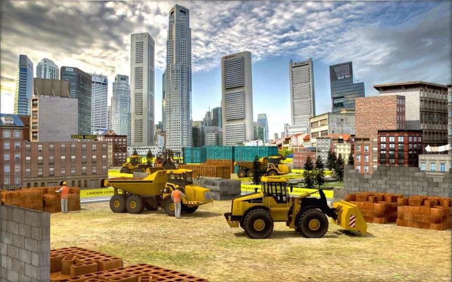 建筑模拟器:2017年建筑城市
