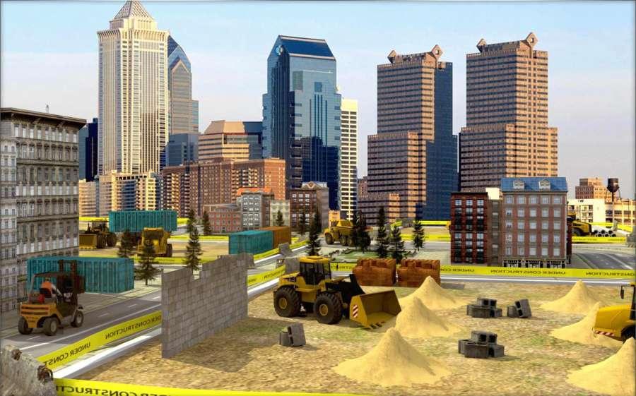 建筑模拟器:2017年建筑城市截图1