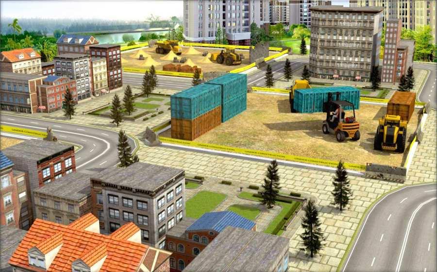 建筑模拟器:2017年建筑城市截图5