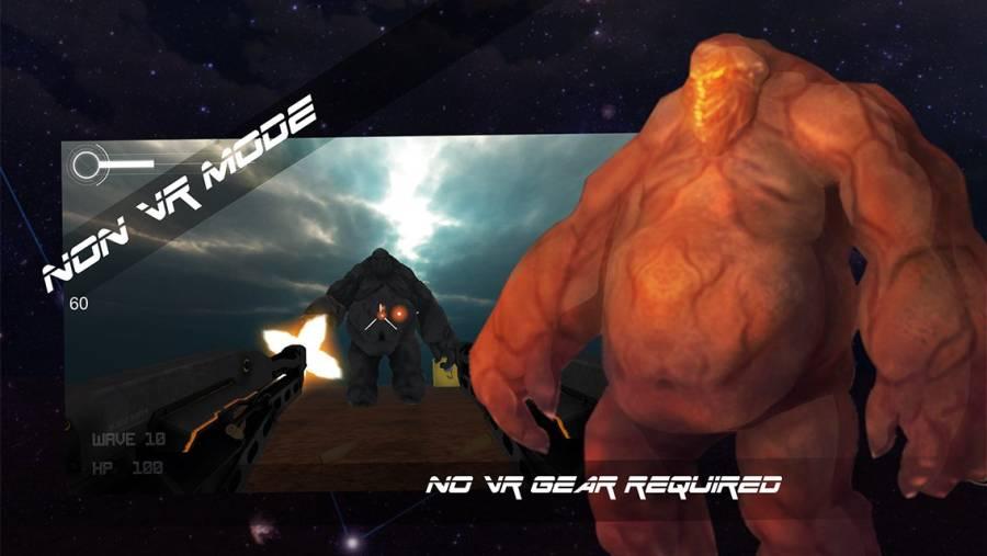 Alien Monsters: VR Shooting截图1