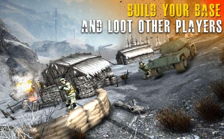Sniper Strike Mountain Shoot Killer 3D截图4