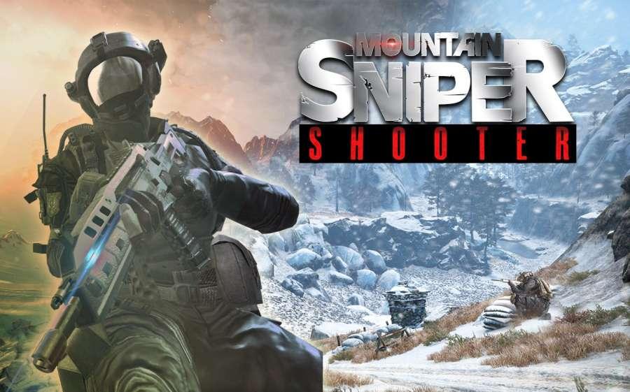 Sniper Strike Mountain Shoot Killer 3D截图6