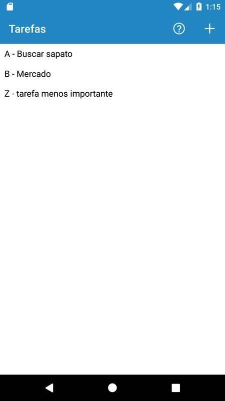 Q Tarefas