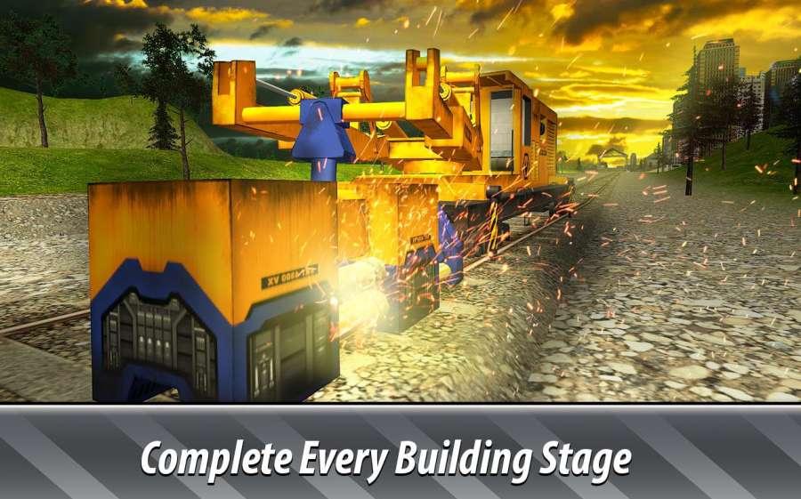 铁路建筑模拟器 - 建铁路!截图1