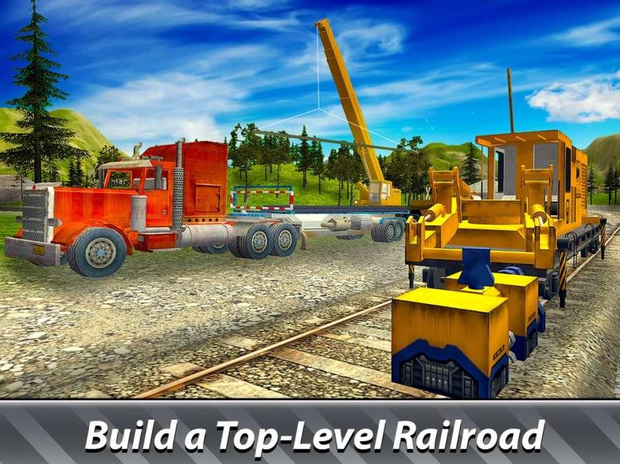 铁路建筑模拟器 - 建铁路!截图5
