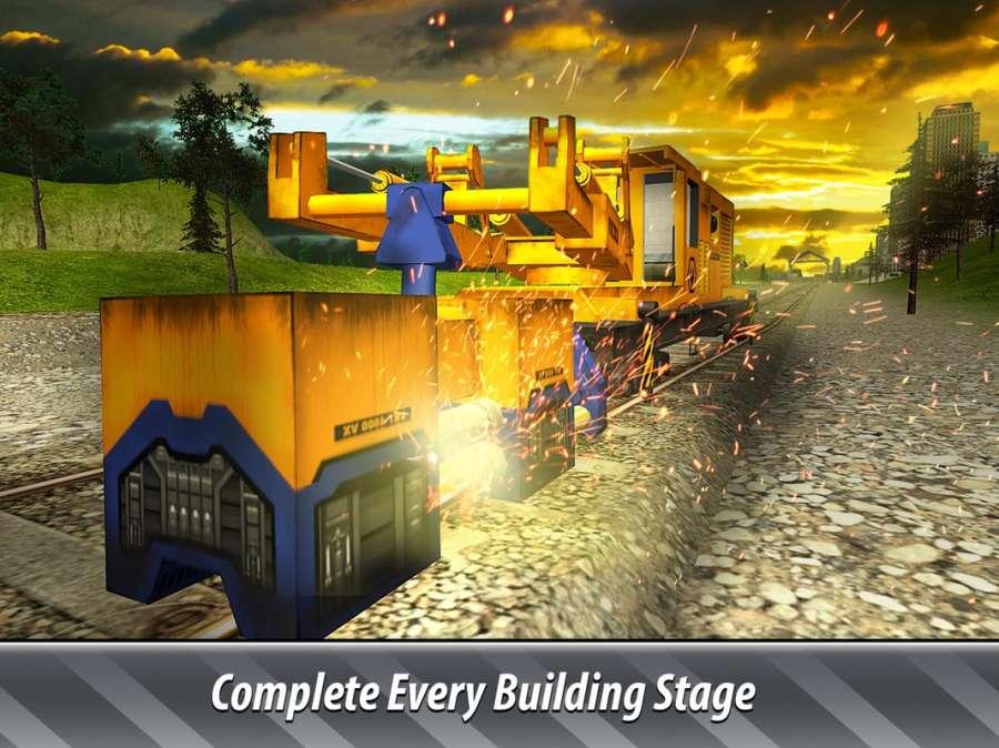 铁路建筑模拟器 - 建铁路!截图6