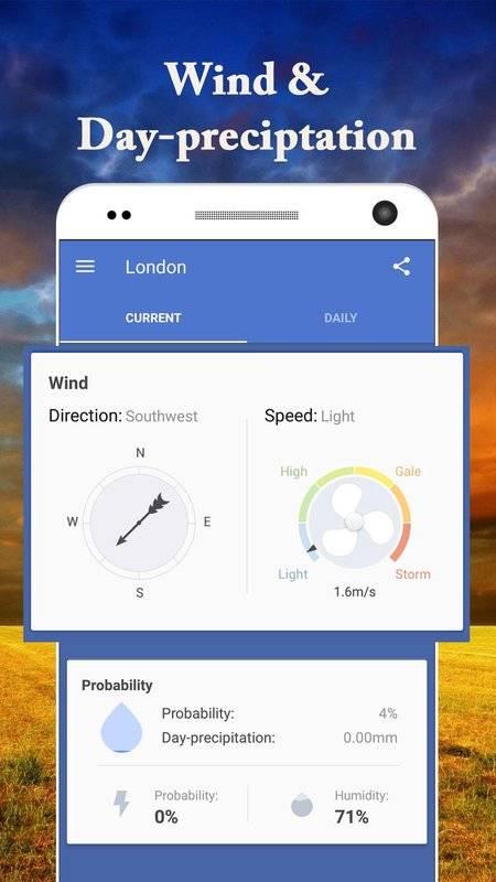 iOS Weather Forecast Widget&Radar Monster - 天氣預報截图3