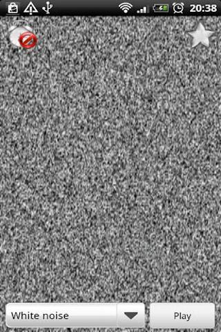 白噪声的放松和睡眠截图4
